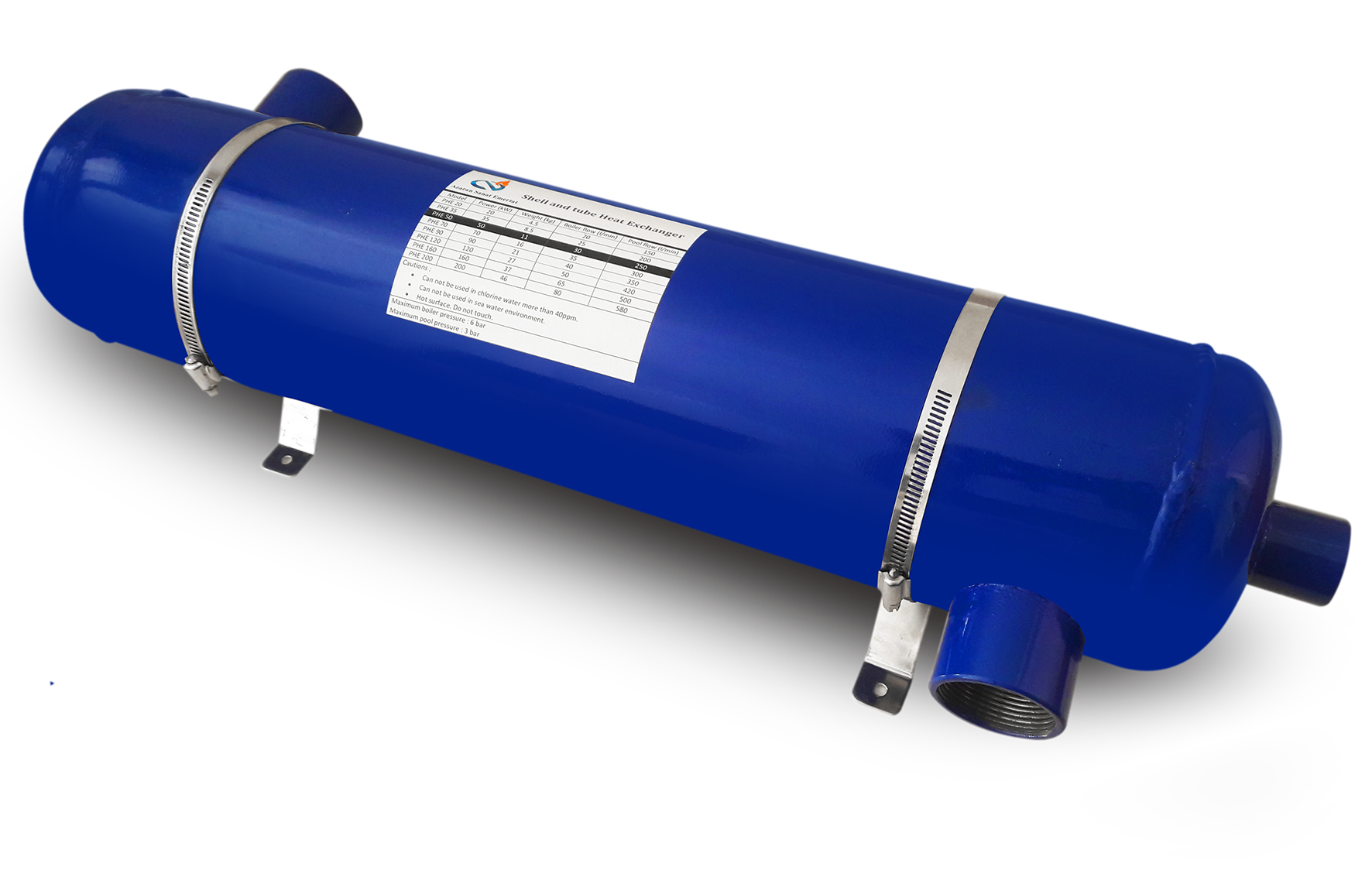مبدل حرارتی استخر PHE 200 | لیست قیمت + خرید | بالاترین کیفیت | فروشگاه  آذران استور