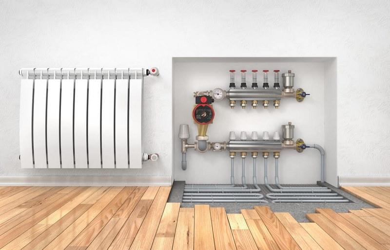 انواع سیستم گرمایشی ساختمان