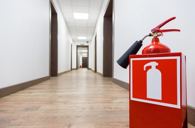 تاسیسات آتش نشانی ساختمان